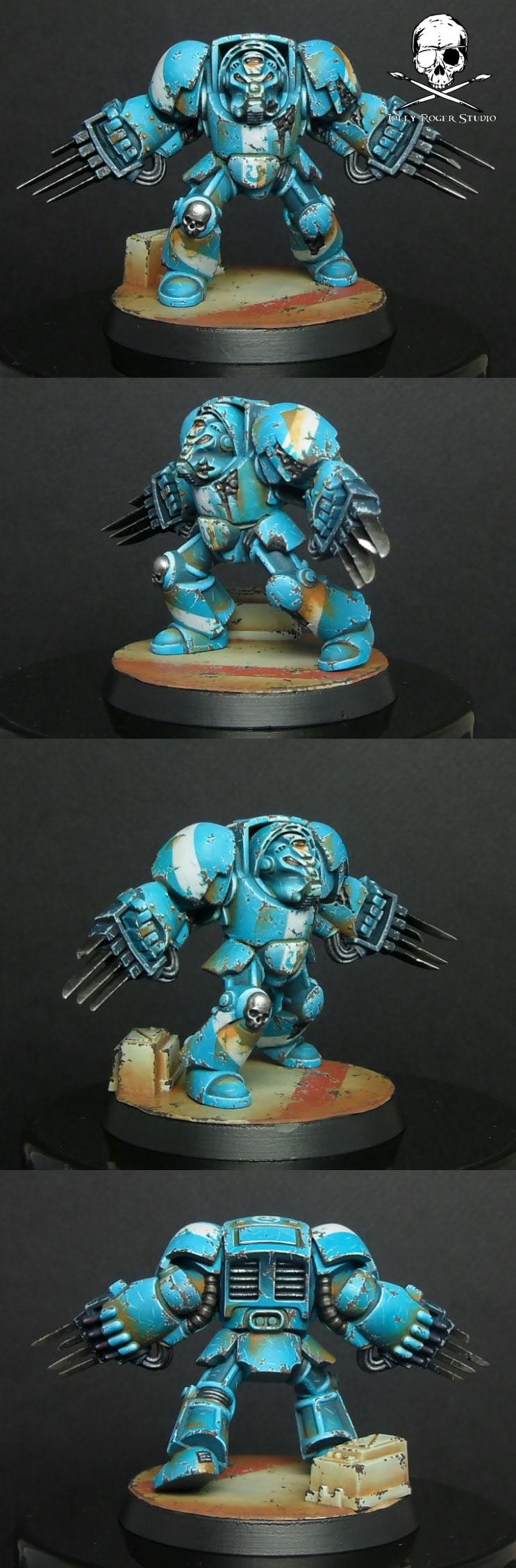 BlastFromThePast: Space Hulk