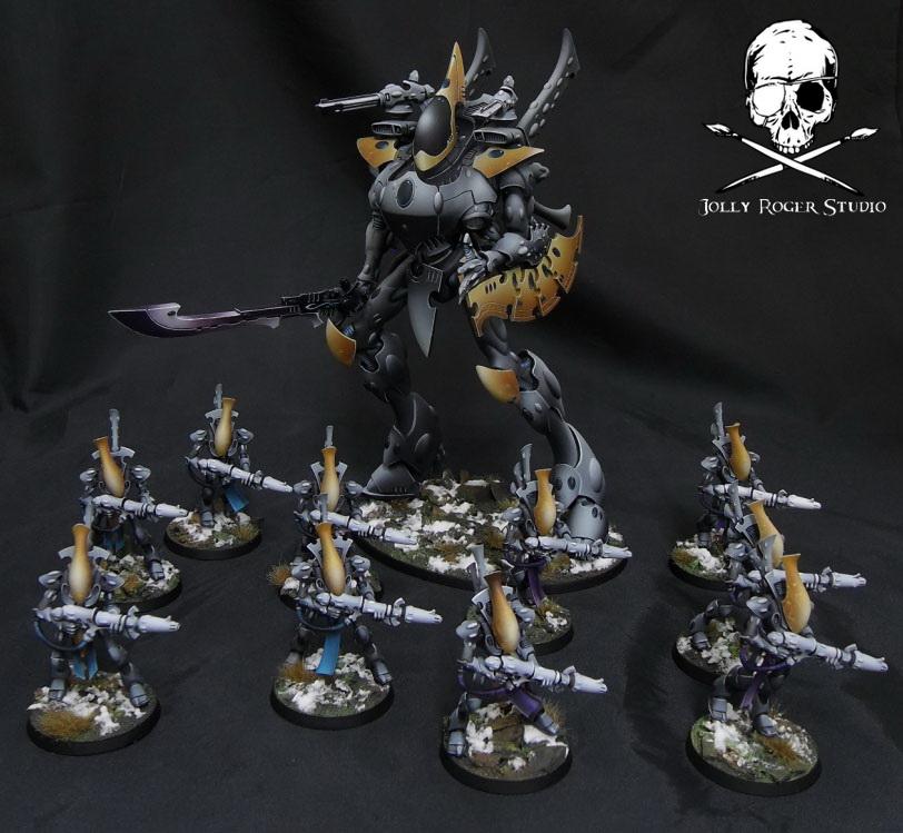 BlastFromThePast: Grey Eldars