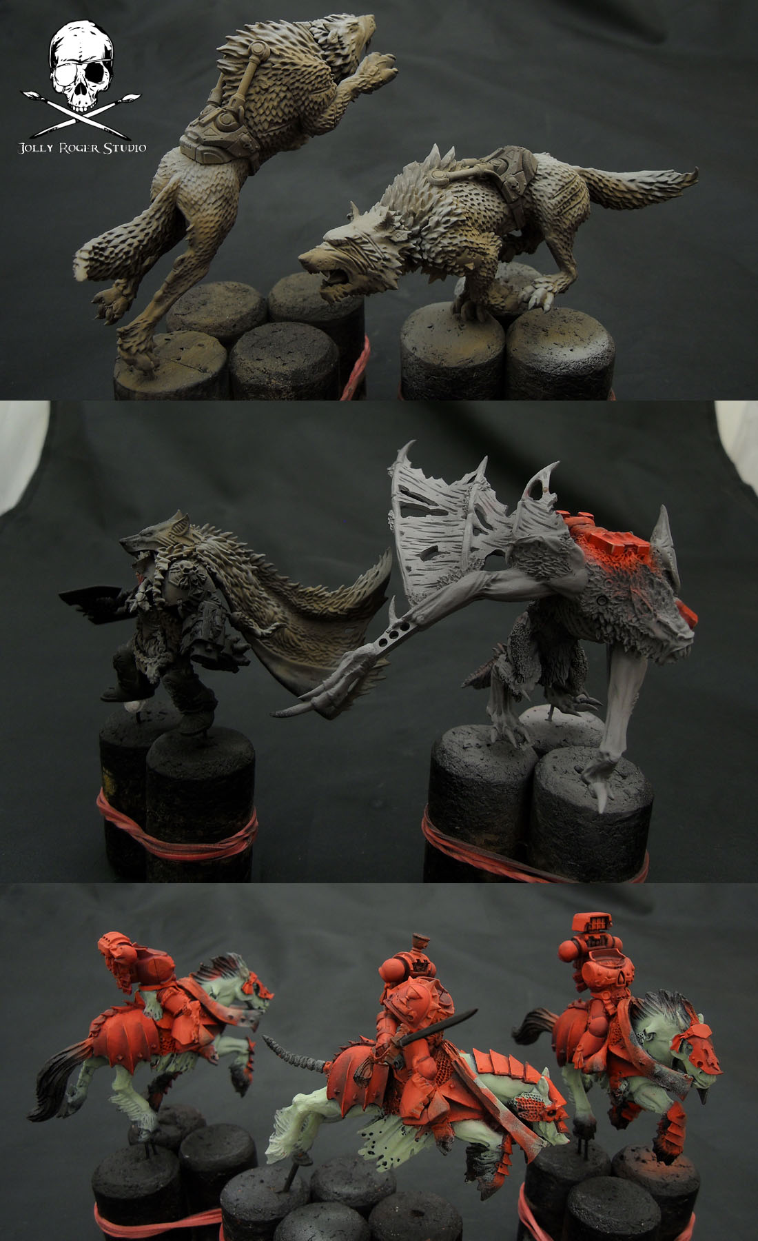 Vampire Blood Angels Update