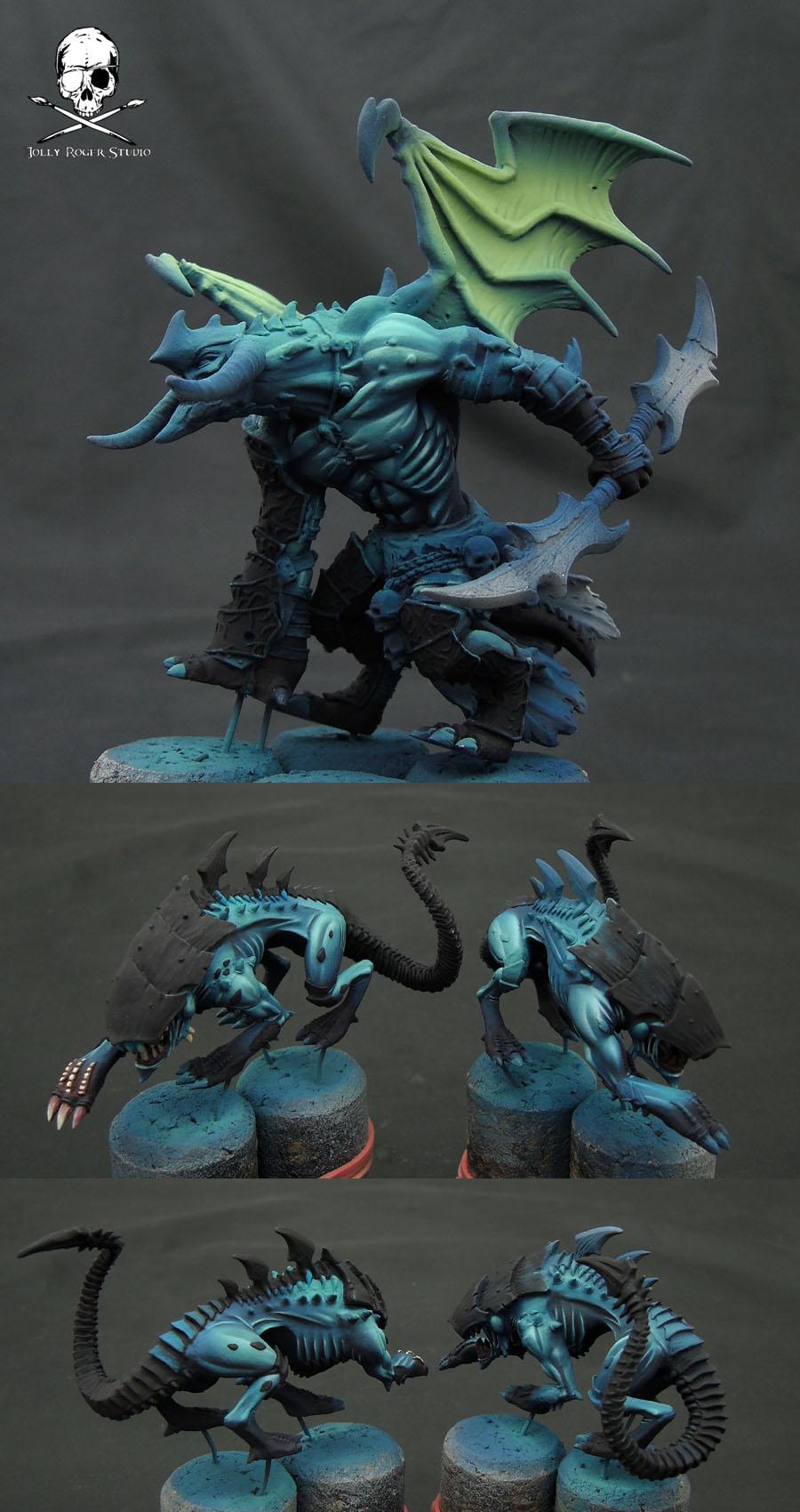 Monochromatic Legion