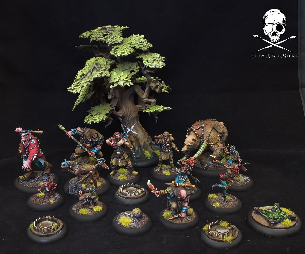 Guild Ball Hunter