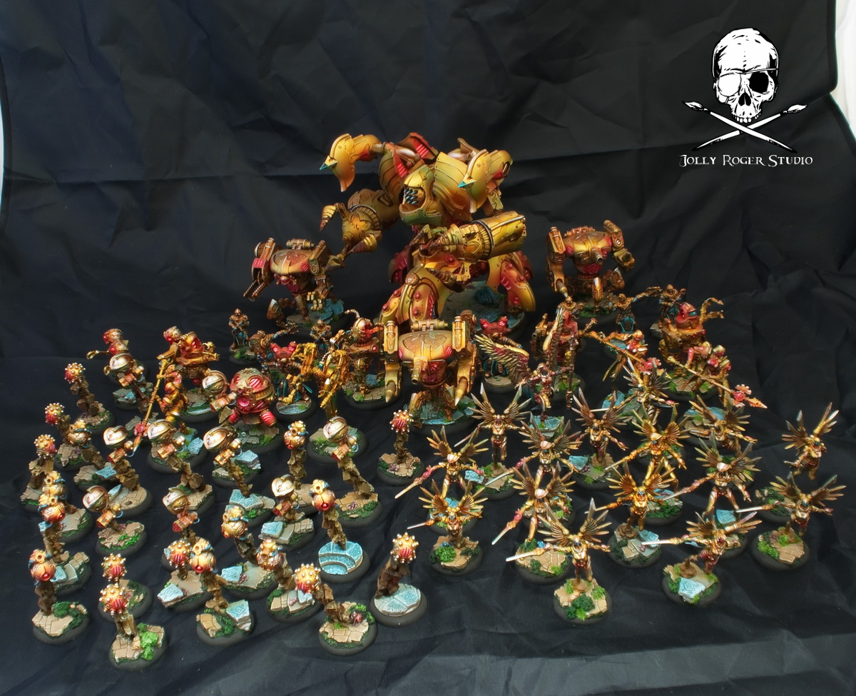 Discount on Golden Army!