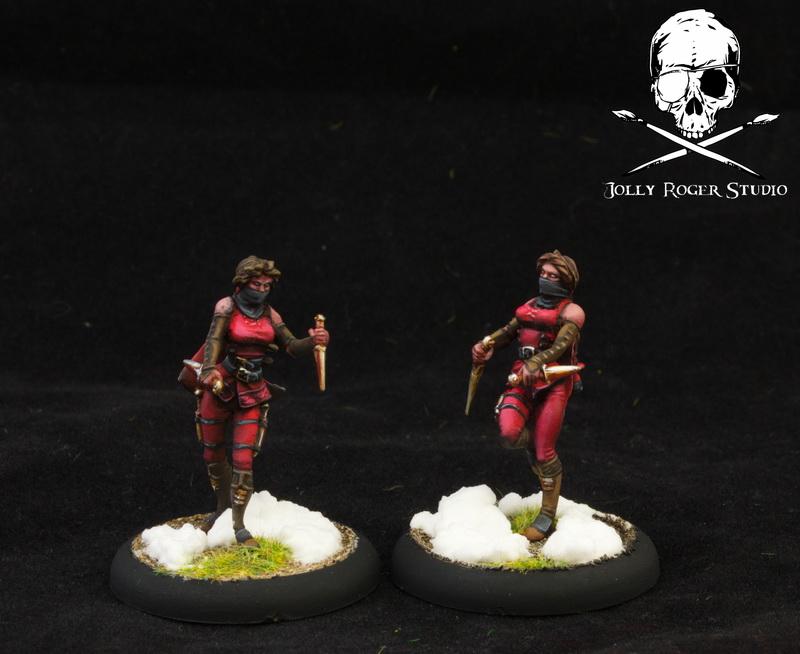 Winter Guard Khador Force