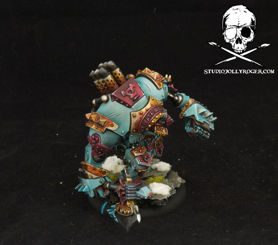 Another White Khador