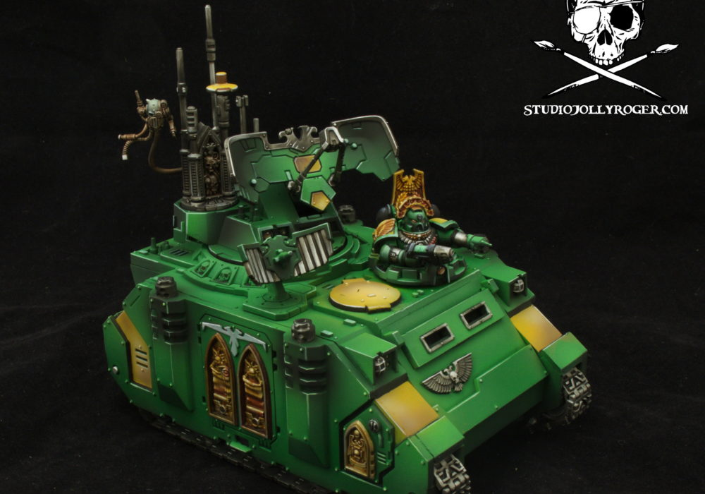 MiniWargaming Command Rhino
