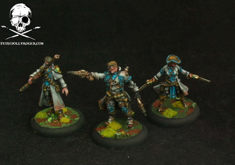 Christopher's Mercenaries