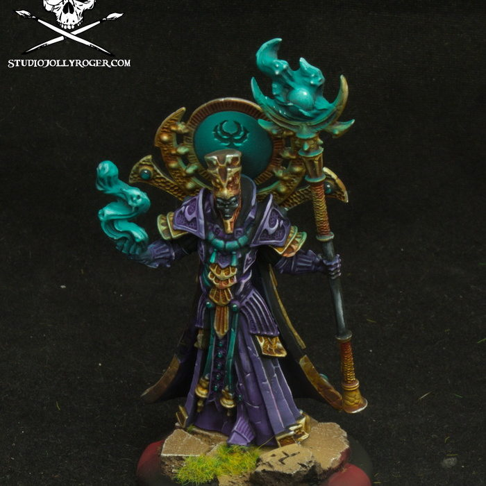 Daniel's Purple Skorne