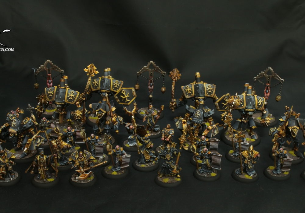Spencer's Gold and Black Menoth