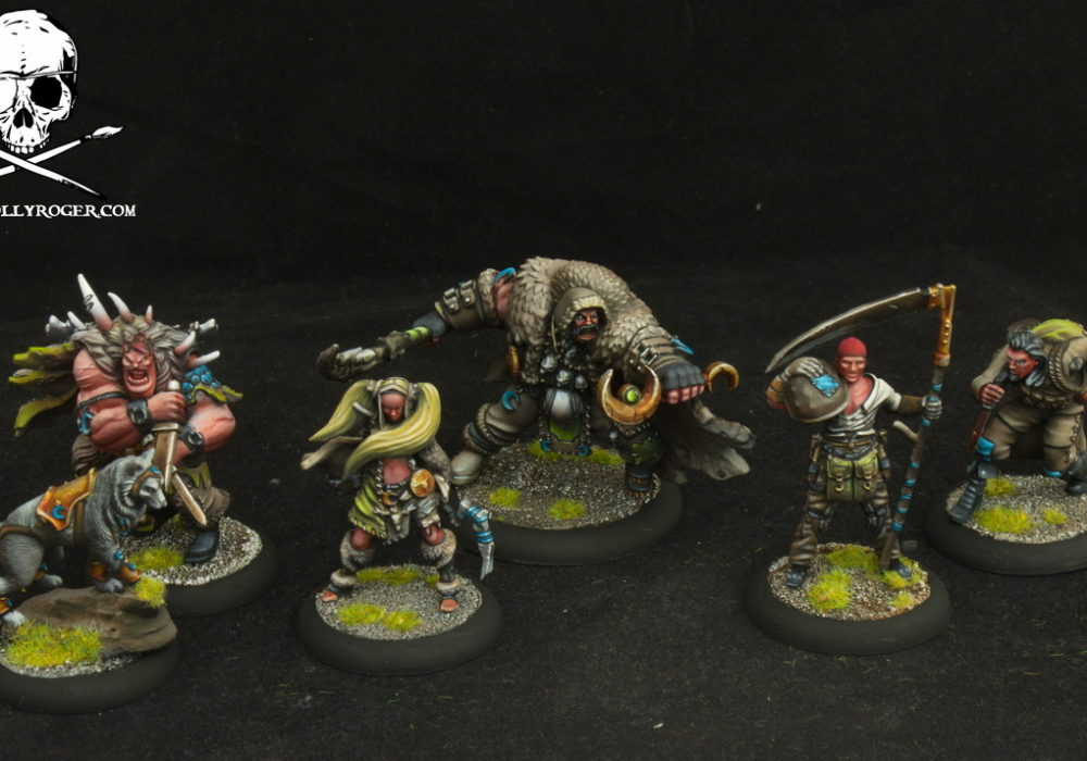 Jason's Guild Ball Hunters