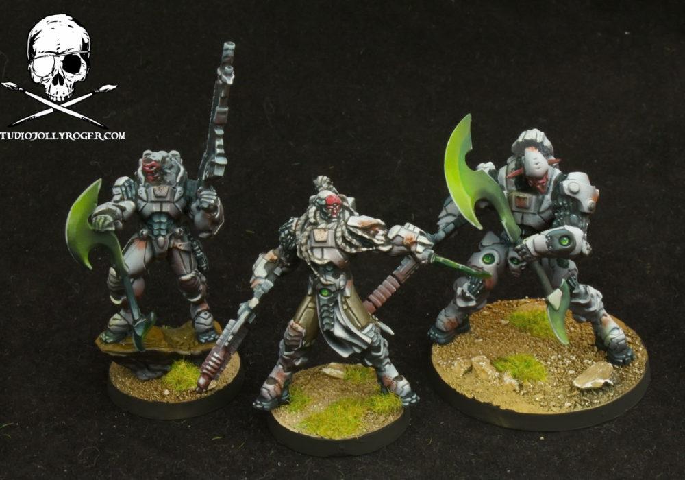 Galdeaon's White Morat Force