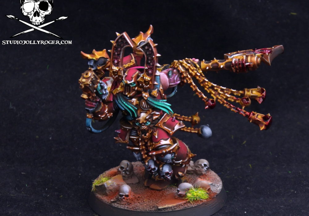 Guðbjartur's Kharn the Betrayer
