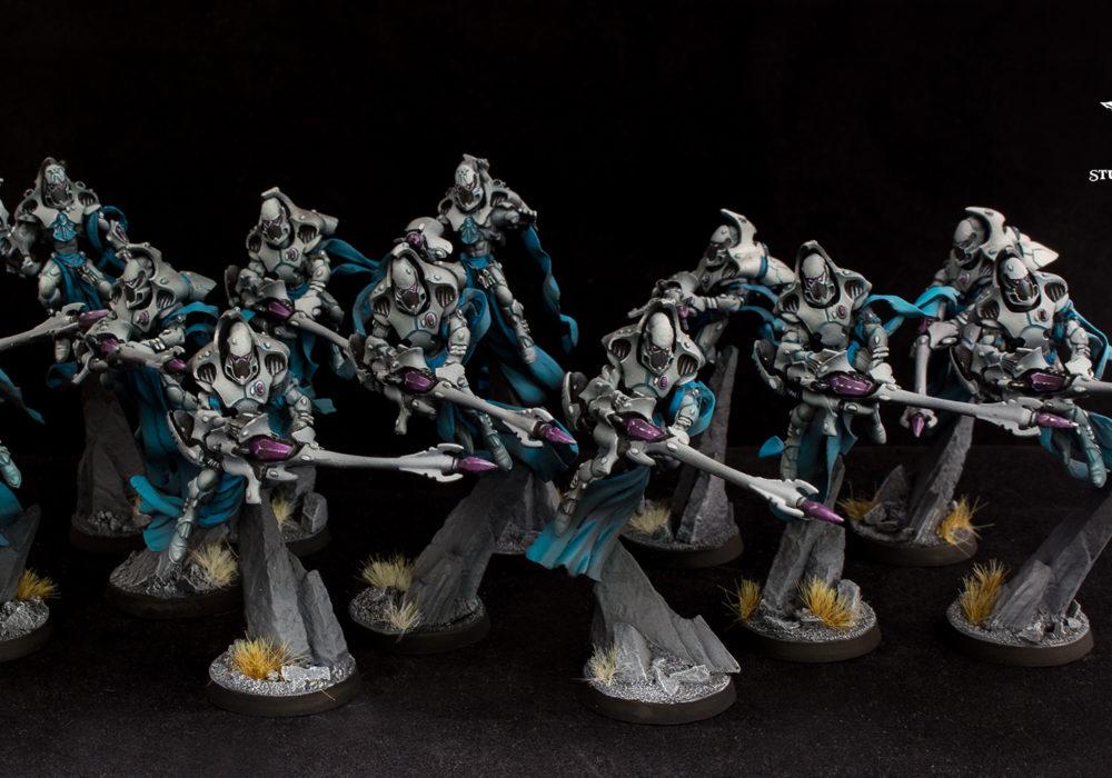 Peter's Eldar Ynnari Army