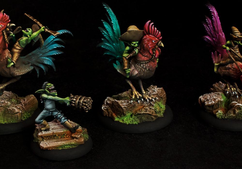 Gordon's Malifaux Goblins