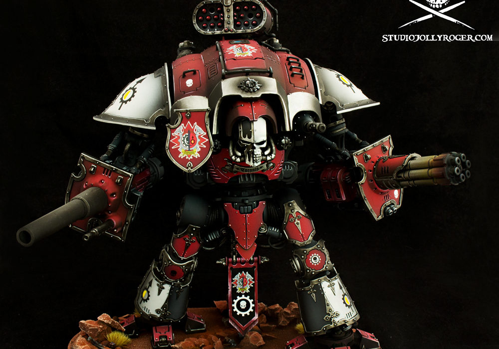 London Grand Tournament 2018 Imperial Knight Crusader