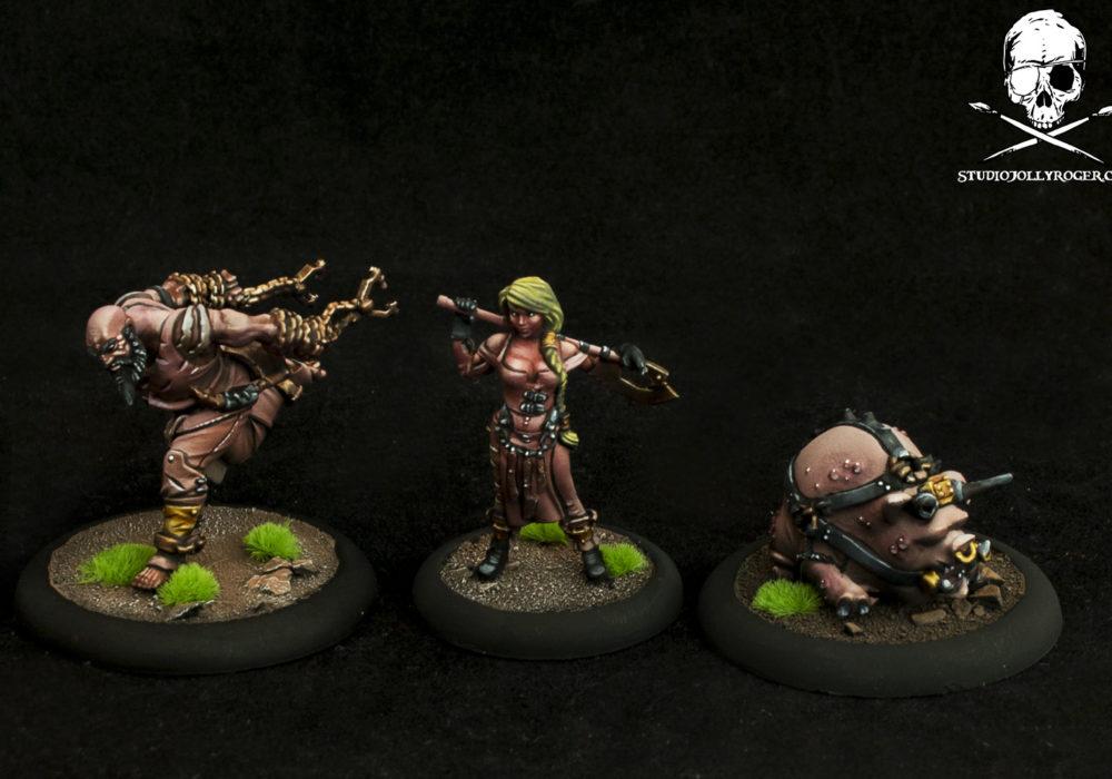 Bret's New Butchers