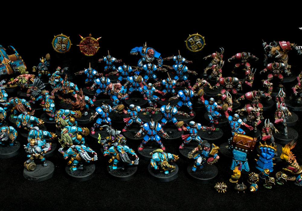 Bart's Classic Blood Bowl Collection