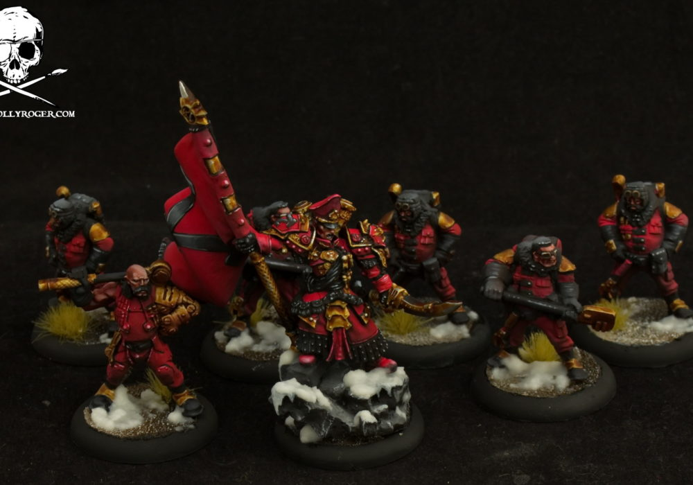 Patt's Red Khador