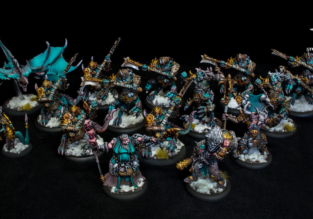 Richard's Jade Legion Ogruns