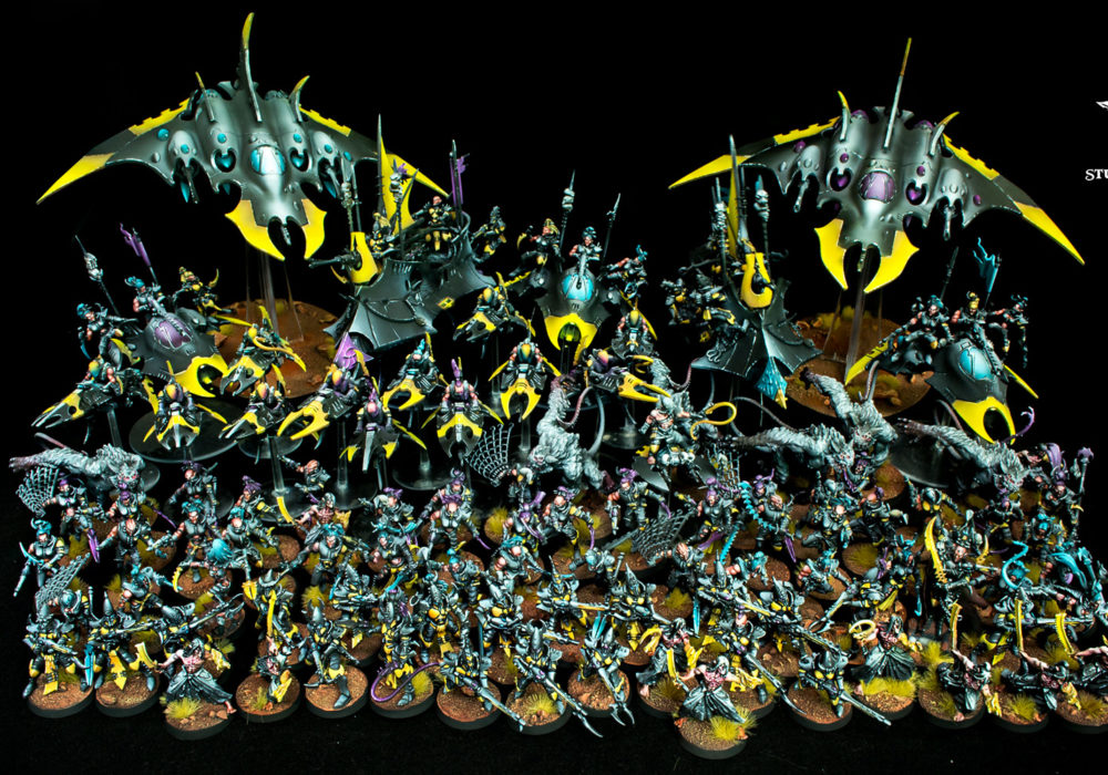William's Drukhari Wasps