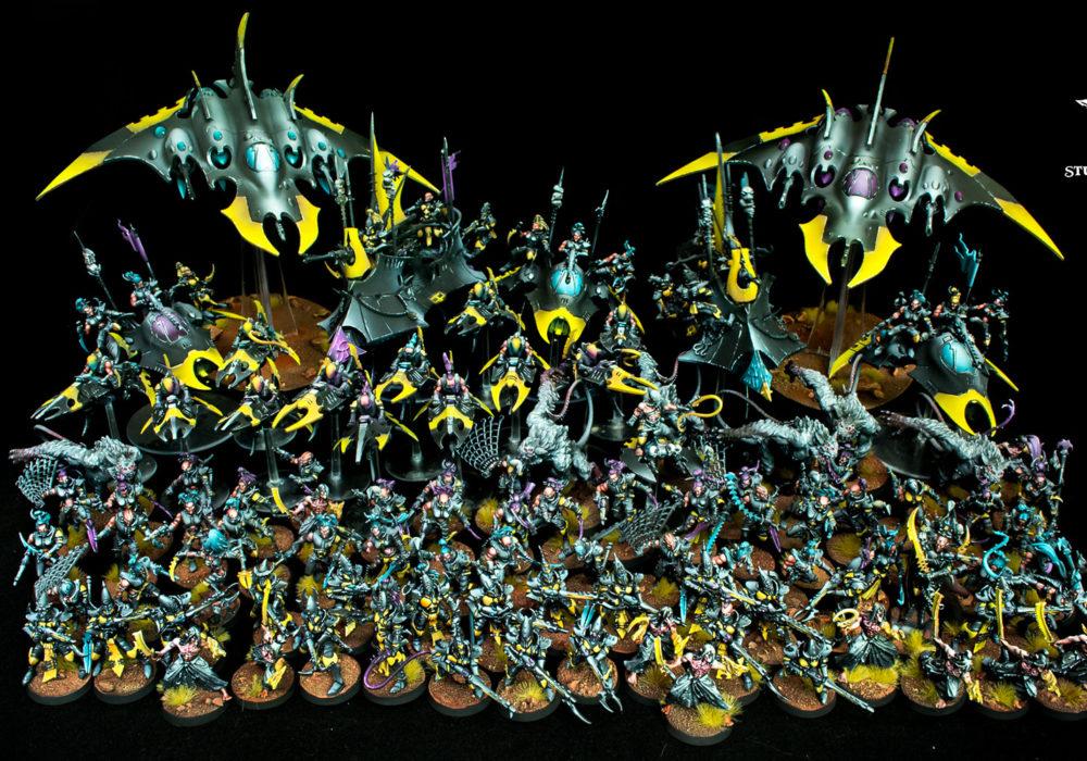 William's Drukhari Wasps