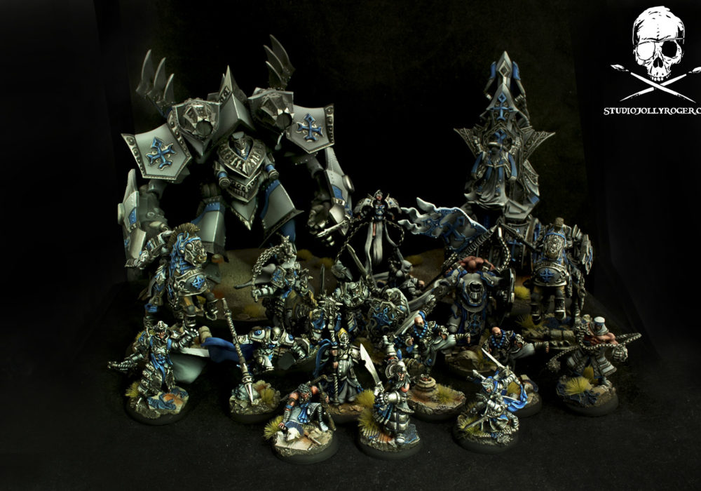 Yuxian's Blue Protectorate of Menoth