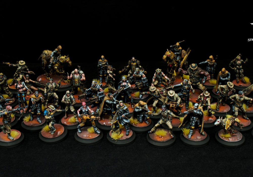 Studio Jolly Roger | Miniatures Painting Service