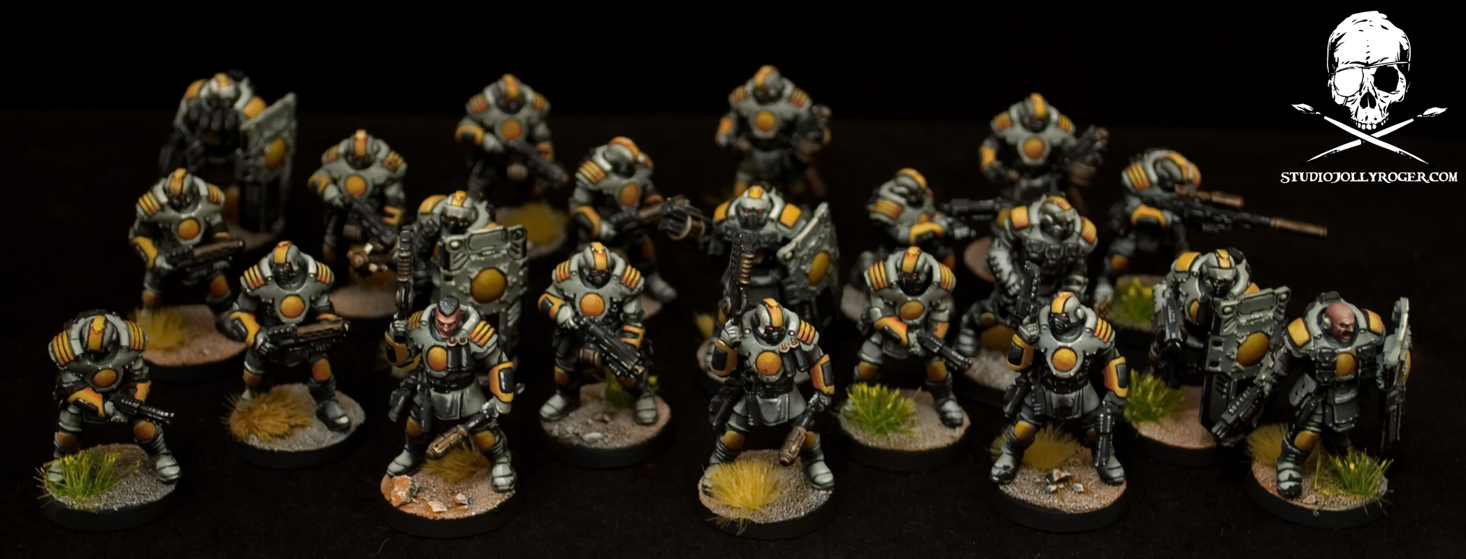 Imperial Fists HQ