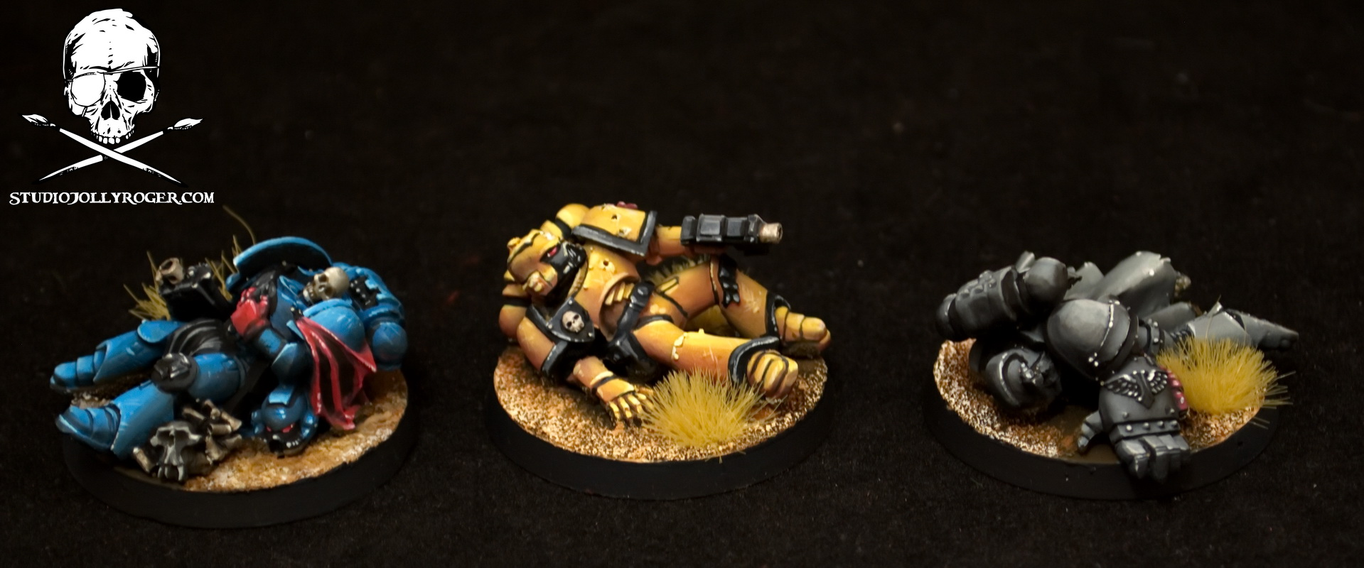 Imperial Fist Infiltrators